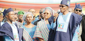 APC spokes person sides with Aisha Buhari on her comment concerning Buhari's government.