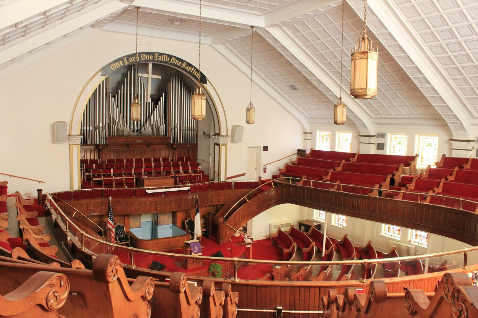 Where S Trevor First Baptist Church Norfolk Virginia