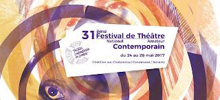 Affiche de la 31ème édition du festival
