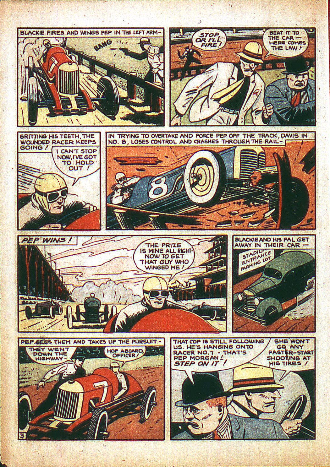 Read online Action Comics (1938) comic -  Issue #3 - 24