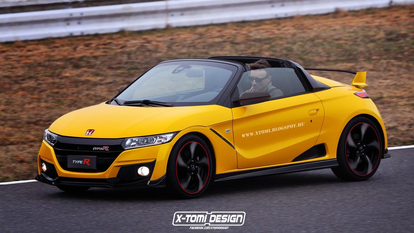 X Tomi Design Honda S1000 Type R