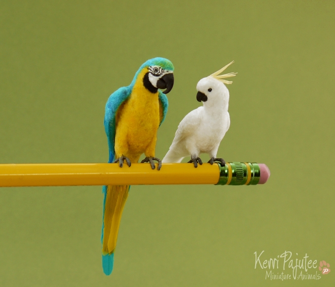 05-Parrots-Kerri-Pajutee-Miniature-Sculpture-that-look-Real-www-designstack-co