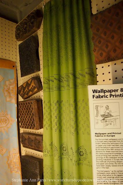 Mercer Museum Textile