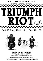 TRIUMPH RIOT 1st Photo Garage