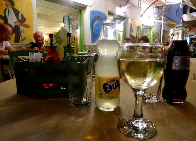 Amvrosios fish taverna Preveza