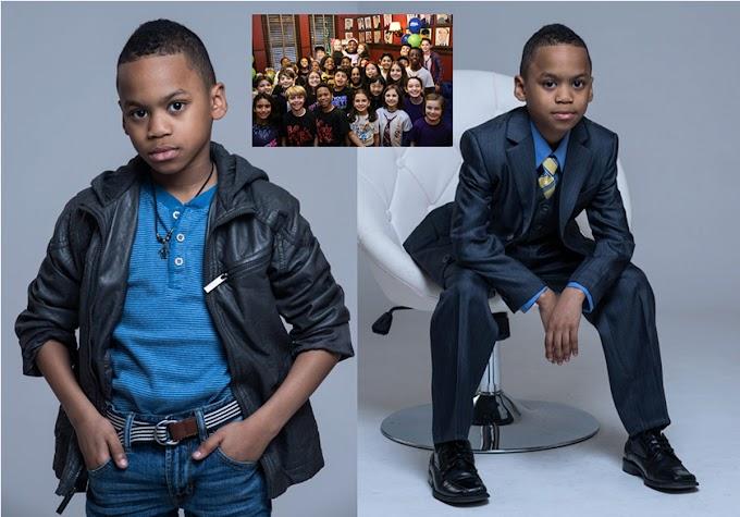 Jesús del Orden Cueto, el niño dominico boricua que sobresale en obras musicales de Broadway