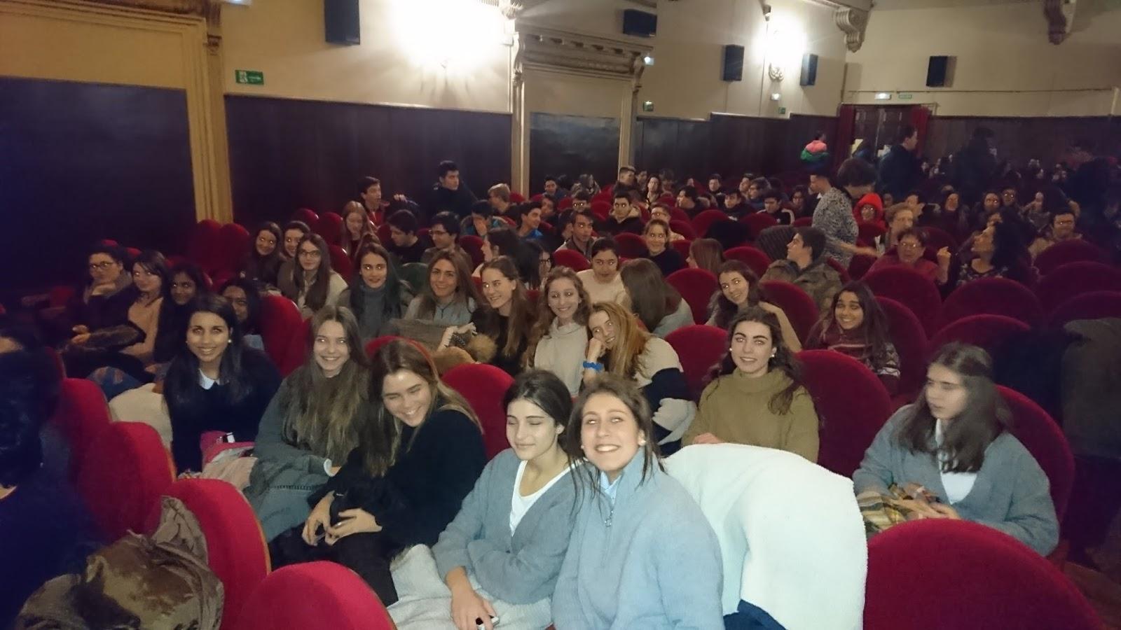 Agustinas Valladolid - 2017 - Bachillerato 1 - Teatro - Bodas de Sangre