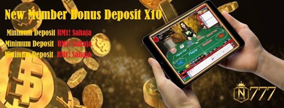 Slot Tips Entertainment: 💰New Member Bonus Deposit x10