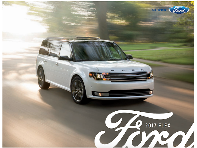 Downloadable 2017 Ford Flex Brochure from North Brothers Ford