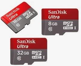 Flipkart Special Offer: Sandisk Ultra Memory Cards Class 10upto 40% Off starts Rs.315