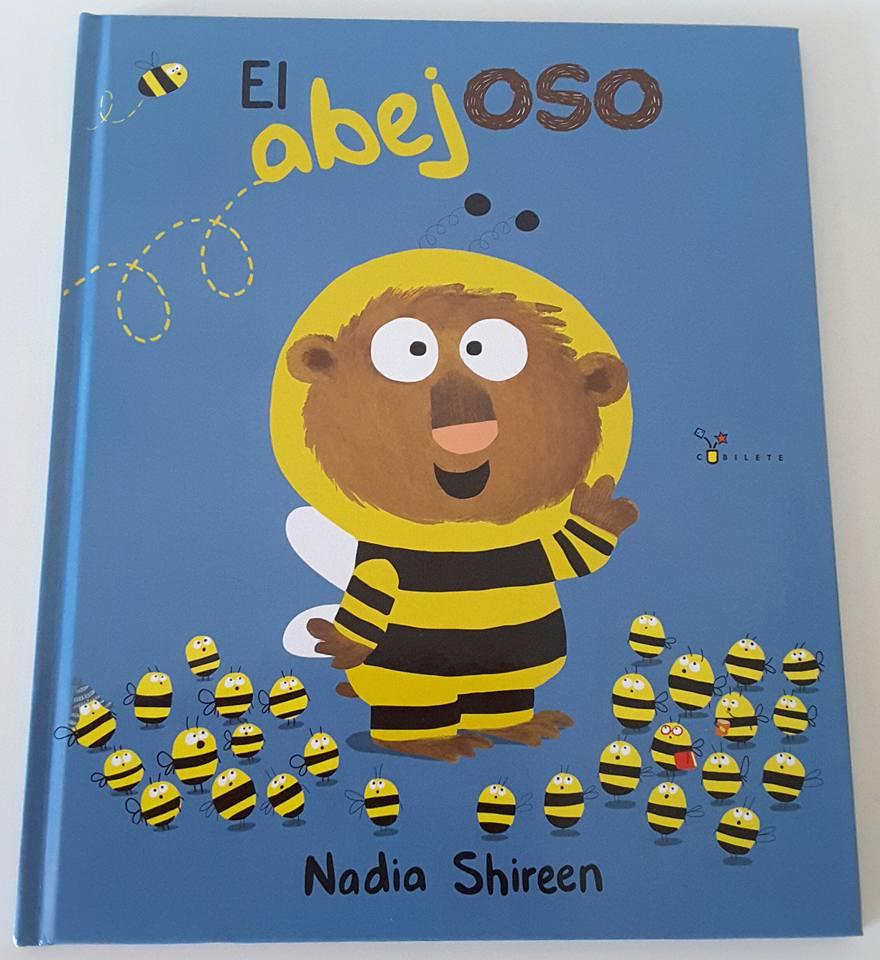 Creciendo con libros y juegos: EL ABEJOSO, UN DIVERTIDO LIBRO SOBRE ...