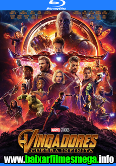 Download Vingadores: Guerra Infinita (2018) – Dublado MP4