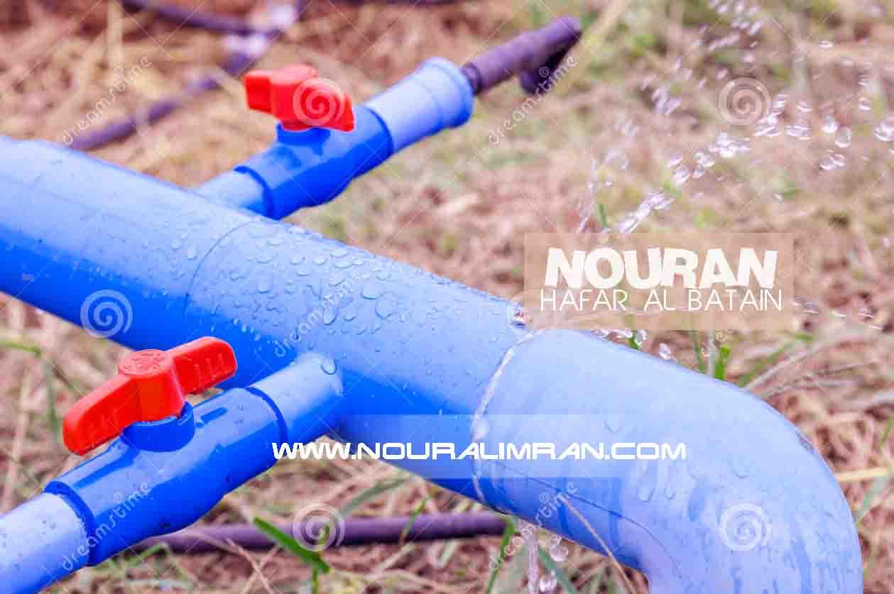 شركة كشف تسربات المياه بحفر الباطن