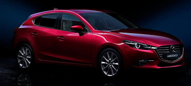 2017 Mazda 3 Design