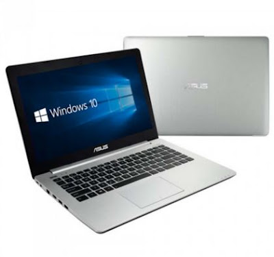 ASUS A456UF-WX054D White