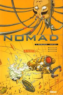 Nomad Tome 3 editions Glénat
