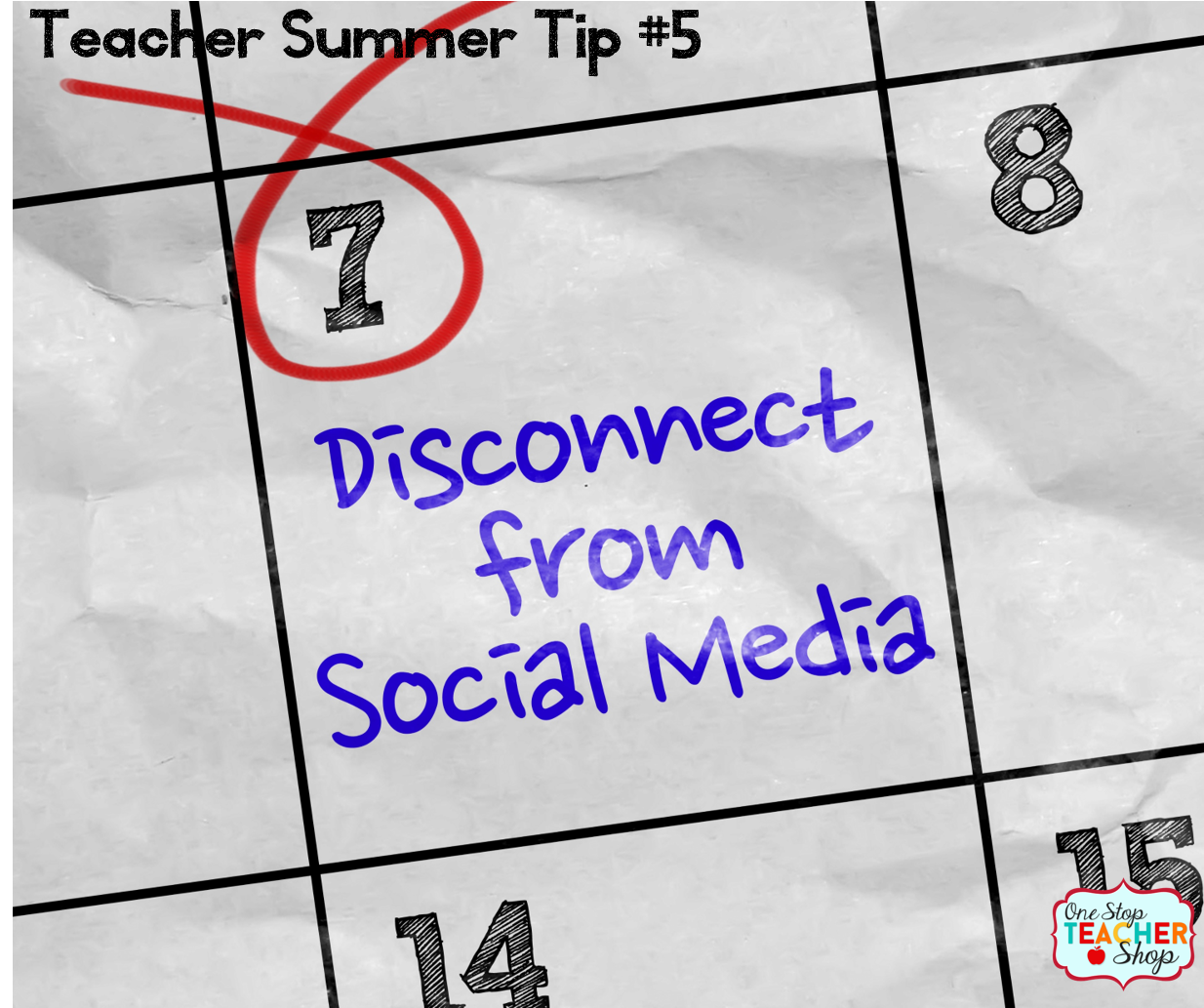 Tips for Enjoying your Summer Vacation | Upper Elementary