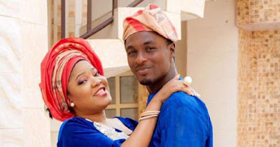 Do you know Actors Adeniyi Johnson and Toyin Aimakhu are still legally married?