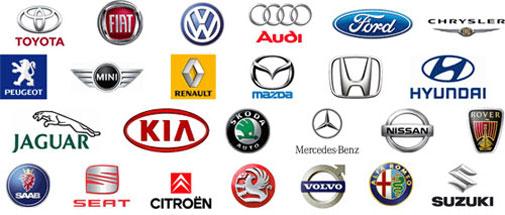 Tüm Araba Markaları