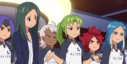 Inazuma Eleven: Orion no Kokuin – Episódio 21