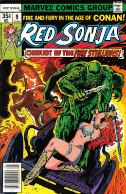 Marvel Comics, Red Sonja #9