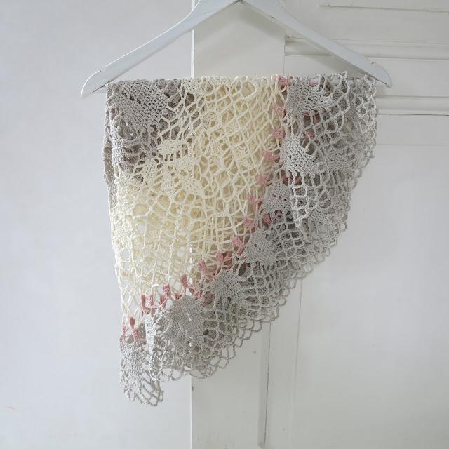 byHaafner, crochet, lace, crochet piece
