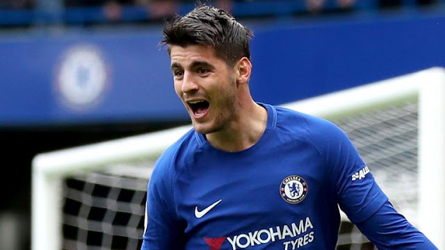 Sevilla Refuse To Rule Out Move For Chelsea's Morata