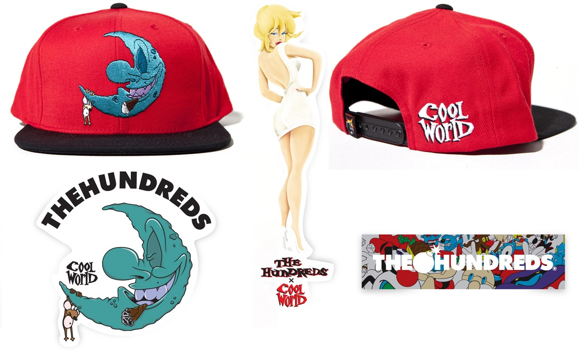 71b31c6212d11 The Blot Says...  The Hundreds x Cool World Collection