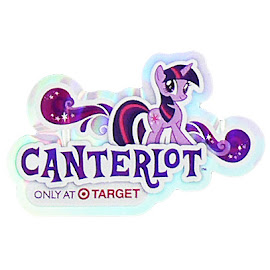MLP Canterlot Brushable Figures