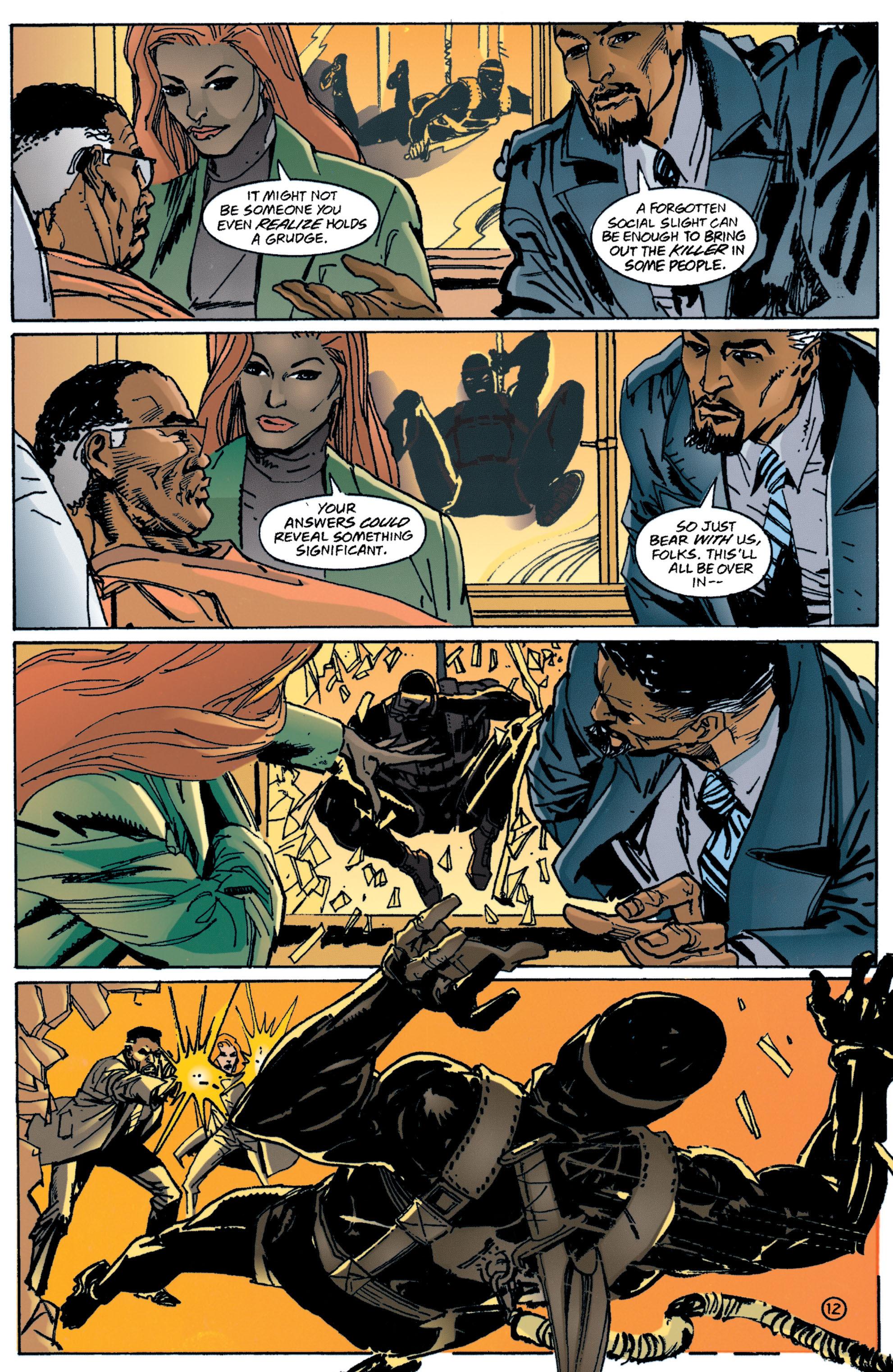 Detective Comics (1937) 709 Page 11