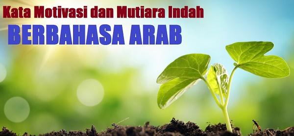 kata mutiara indah berbahasa arab
