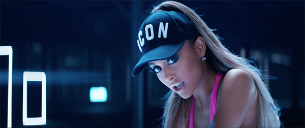 Ariana Grande Side To HD Wallpaper