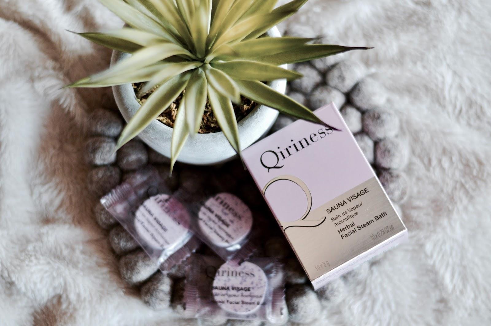 test et avis produits Qiriness