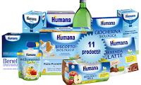 Logo Humana: vinci gratis 31 kit di prodotti