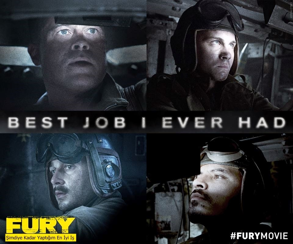 fury-best job i ever had