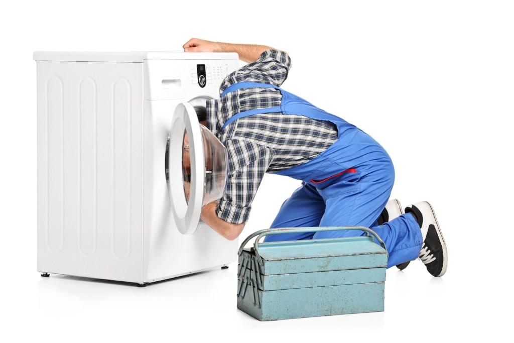 Nguyên nhân máy giặt bị rung khi làm việc