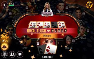 Zynga Poker: Texas Holdem
