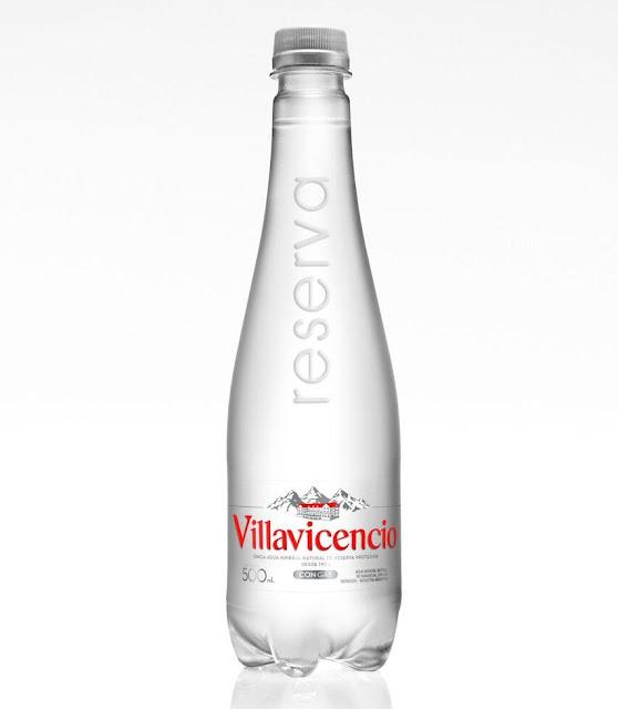 Villavicencio lanza su nueva botella Premium de PET
