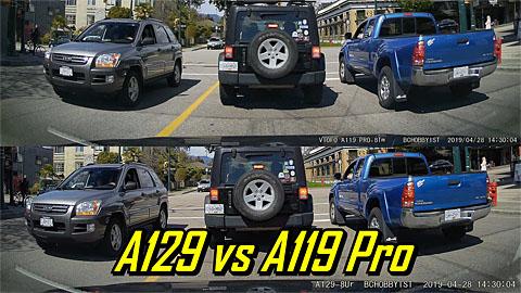 Viofo A119 Pro 1440p Dash Cam Review