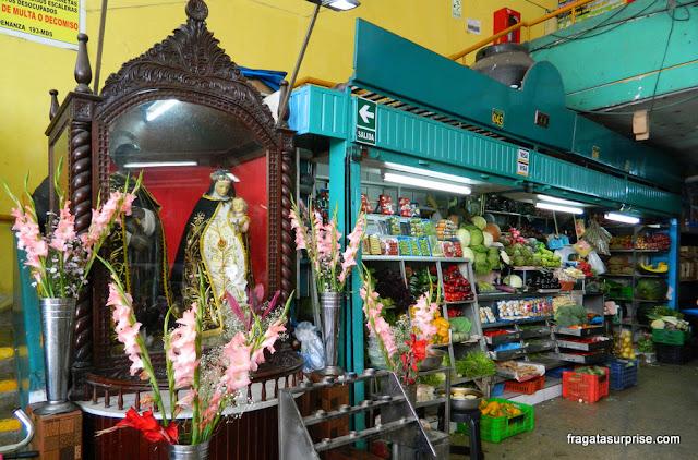 Mercado de Surquillo, Lima, Peru