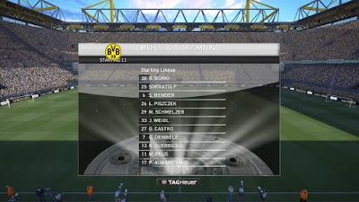 PES 2017 Bundesliga Scoreboard by LT