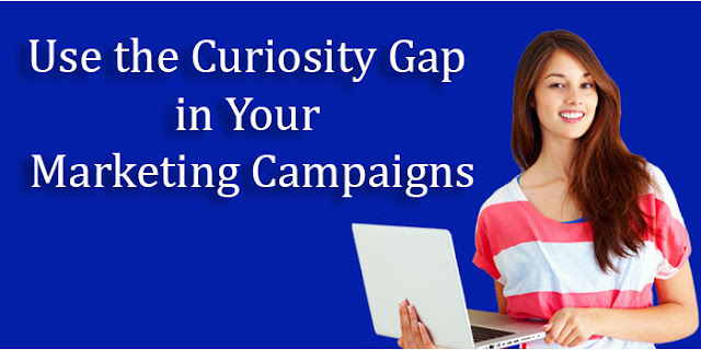 Use the Curiosity Gap in Your Marketing Campaigns: eAskme