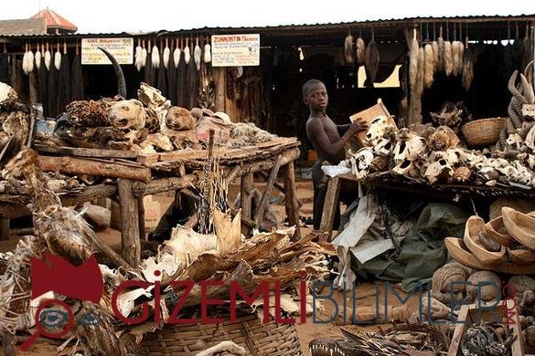 Akodessawa Fetiş pazarı