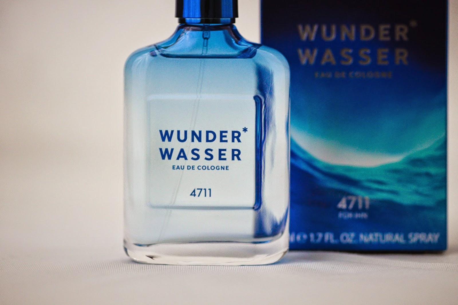 PERFUMES: 4711 WUNDERWASSER FOR HER AND HIM PRIZMAHFASHION