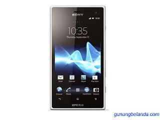 Cara Flashing Sony Xperia acro S LT26w 100% Sukses
