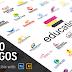 لاللاحتكار تحميل مجموعة  من الشعارات على صيغة     Logo Collection PSD EPS