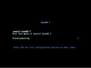 CentOS7 Installation step by step procedure