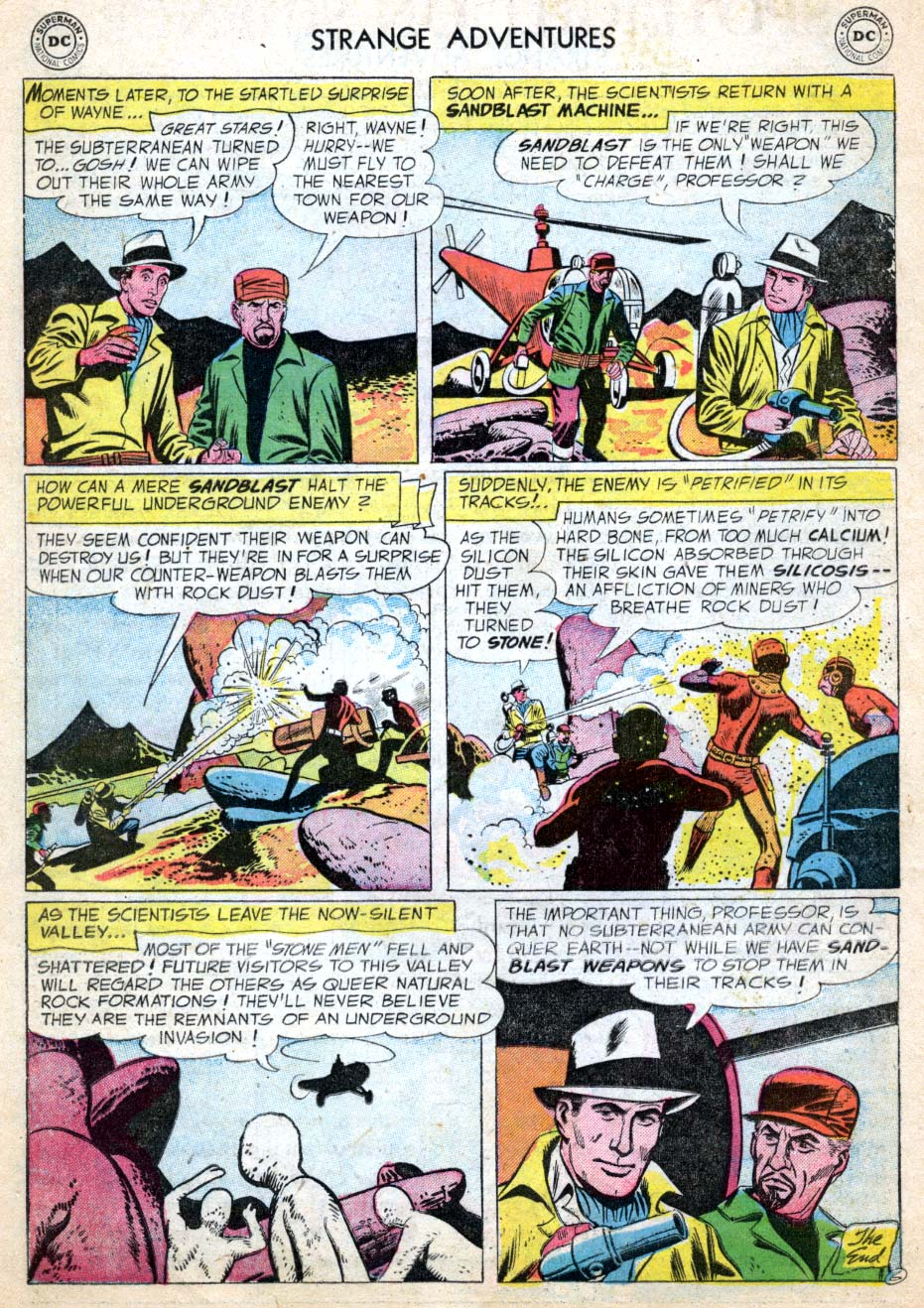 Strange Adventures (1950) issue 62 - Page 24