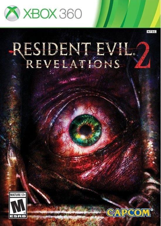 Download Resident Evil Revelations 2 Torrent XBOX 360 2015