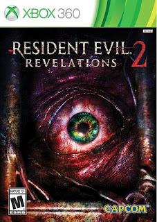 Resident Evil: Revelations 2 (X-BOX 360) 2015